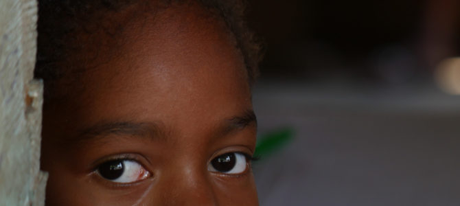 Madagascar Children: starving to learn, learning to starve